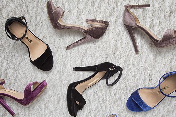 Sapato - O Objeto de Fascínio das Mulheres Sandálias