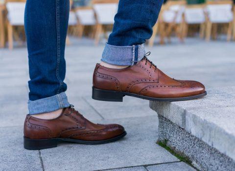 Calça Jeans e Sapato Social como usar?