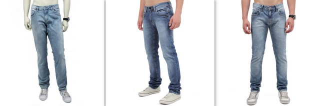 6c4ea16fc Calça Masculino Zoomp 140110190 Stretch Rockabilly – Jeans / Calça Jeans  Masculino Triton 11400916 Rick – Jeans / Calça Jeans Masculino Sommer  13100880 Alex ...