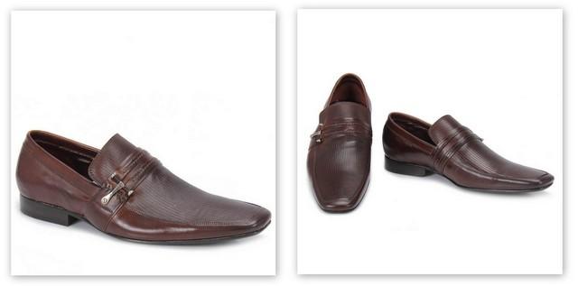 6716b1a96 Sapato social de couro masculino Rogério Melo - Fechamento em elástico nas  laterais para melhor ajuste e conforto.