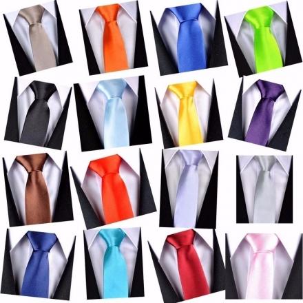 A gravata ideal para cada colarinho