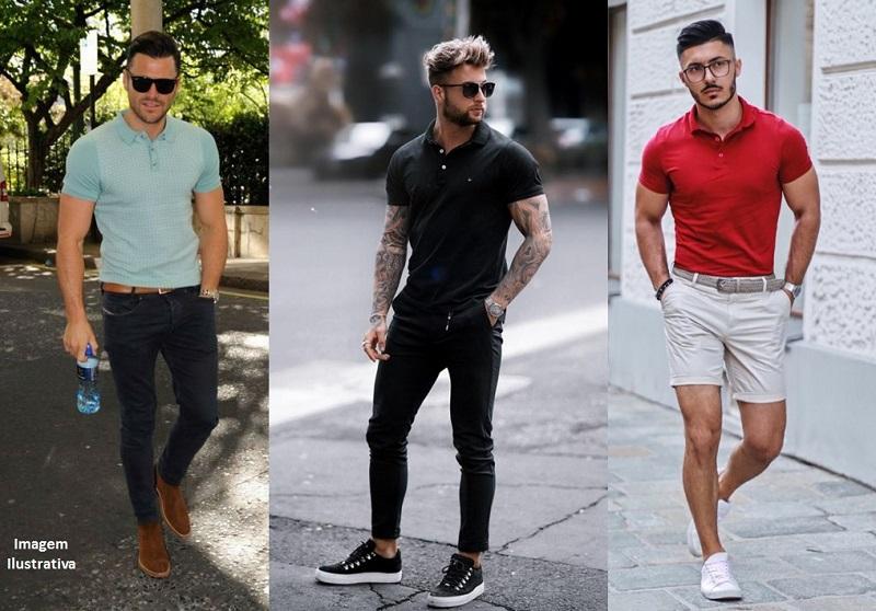 camisa polo como usar?