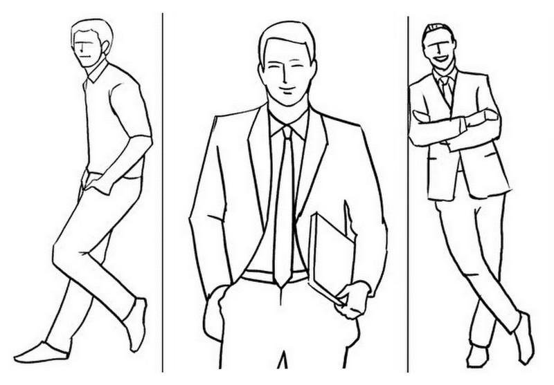 Poses para Homens Fotografia (3)