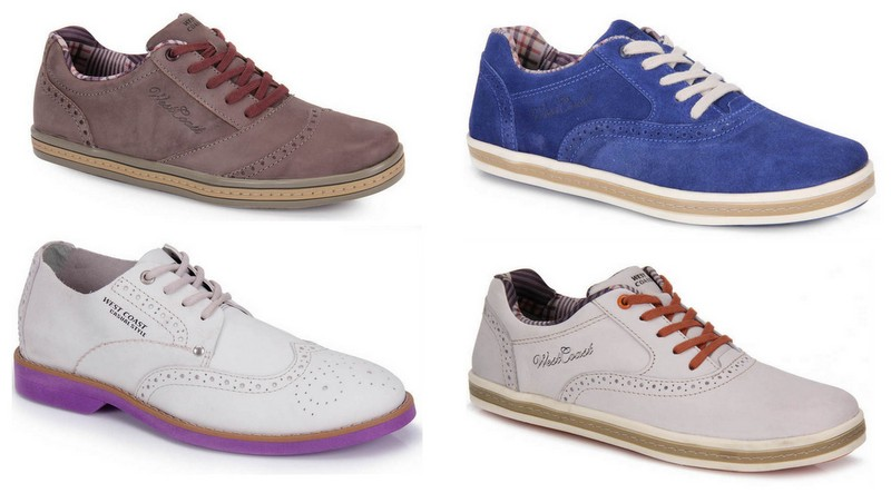 Sapatos West Coast Brogues