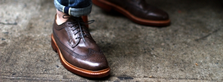 Sapato Marrom, um detalhe sofisticado