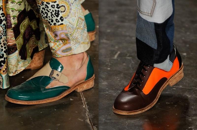 Sapatos Cavalera