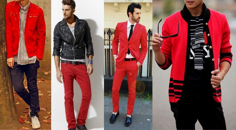 Homens de Vermelho (1)