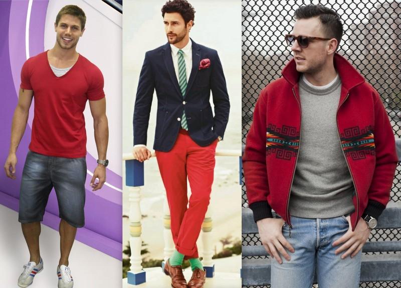 Homens de Vermelho (2)
