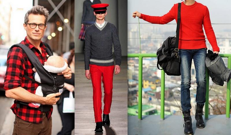 Homens de Vermelho (3)