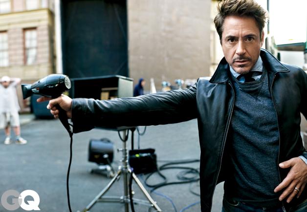 Robert Downey Jr GQ (1)