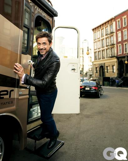 Robert Downey Jr GQ (2)
