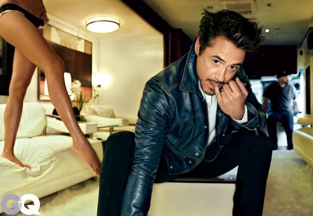 Robert Downey Jr GQ (3)