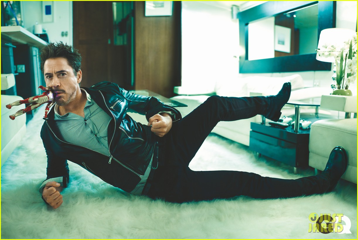 Robert Downey Jr GQ (4)