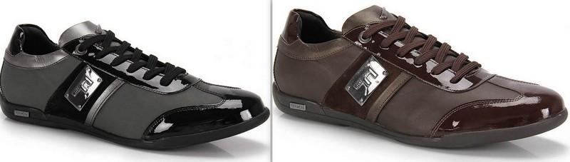 Sapatos Verniz Homem (2)