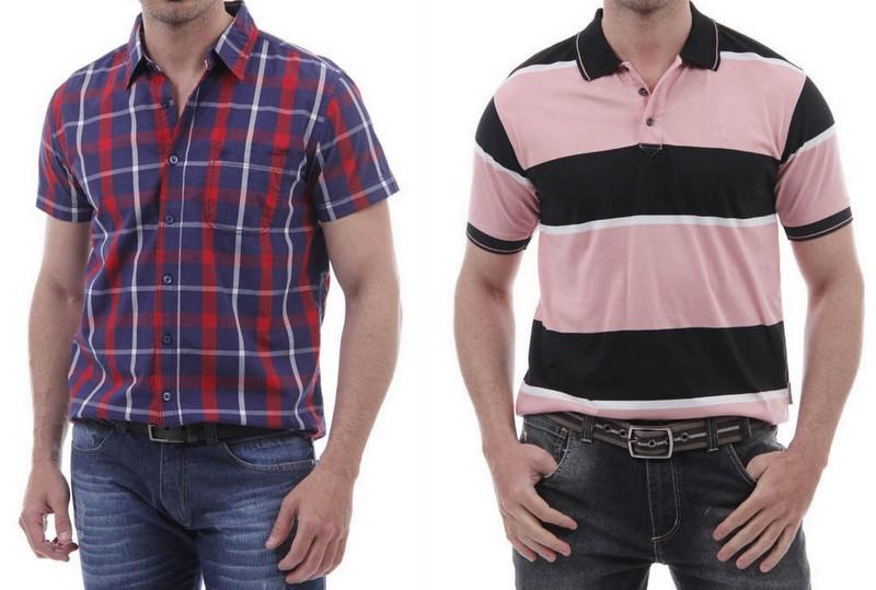 Camisa e Polo