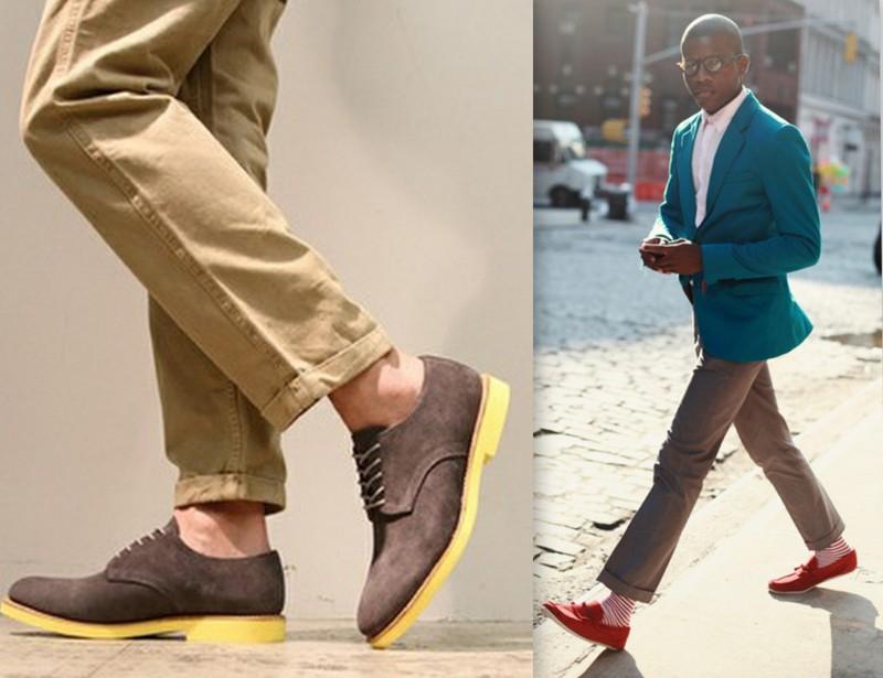 90f63bce9 Sapatos coloridos no Verão 2014 | Passarela Blog | Moda Feminina e ...