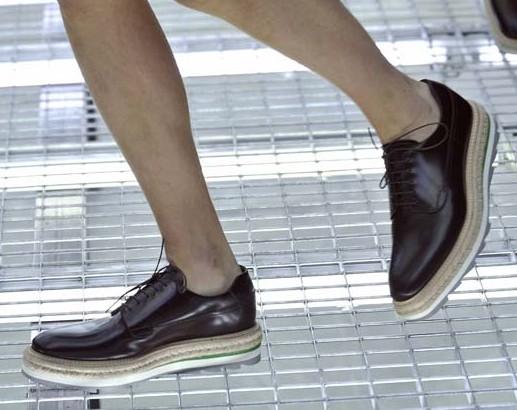 Prada - Menswear S/S 2011 Milan