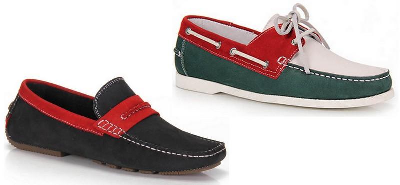 Sapatos Nauticos