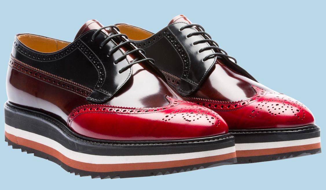 Sapatos Masculinos Prada (1)