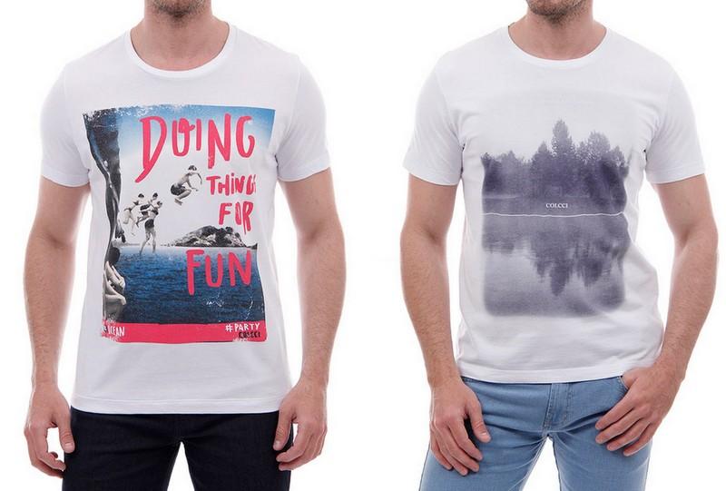 Camisetas Colcci