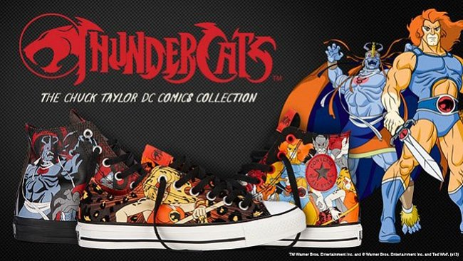 Converse ThunderCats