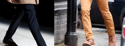 Calça Skinny, Slim ou Reta?