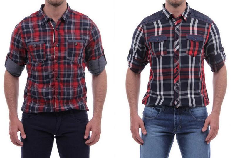 Camisas Xadrez