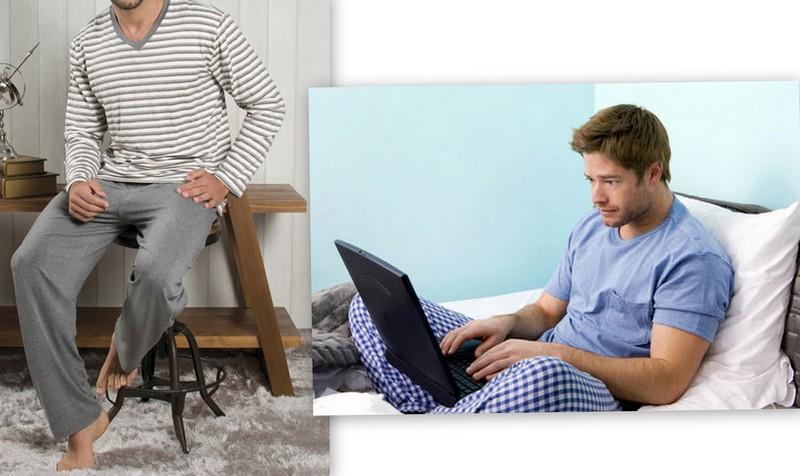 Homens Pijama