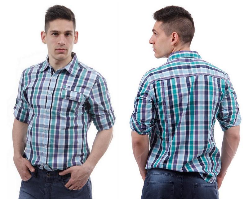 Camisa Metropolitan