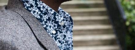 Camisas estampadas são a nova febre