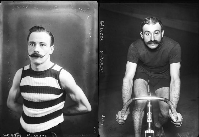 Moustache Vintage