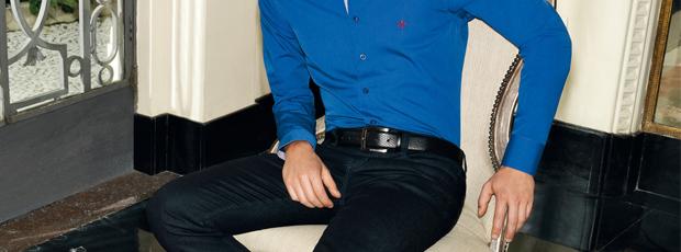 0d0d718ca7d97 Como usar camisa social com calça jeans  camisa para dentro ou para fora