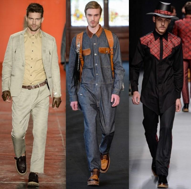 Homens Camisa (6)