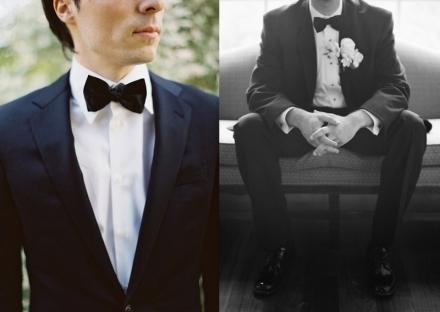 A roupa ideal para cada estilo de noivo