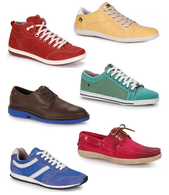 Sapatos Masculinos Passarela