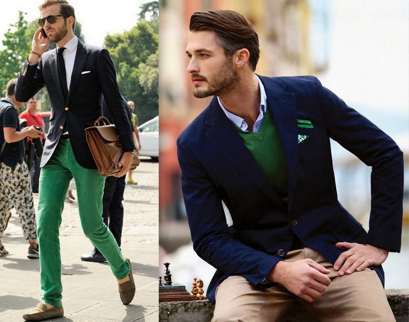Moda Verde Homem (2)
