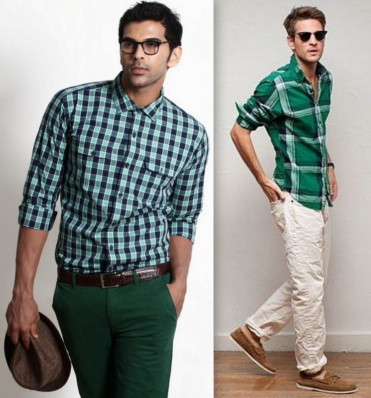 Moda Verde Homem (3)