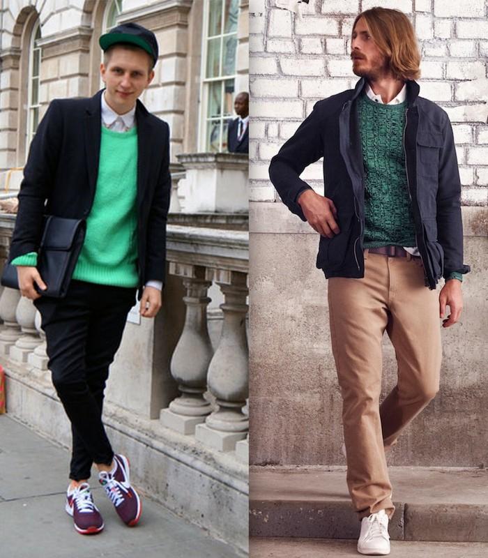 Moda Verde Homem (4)