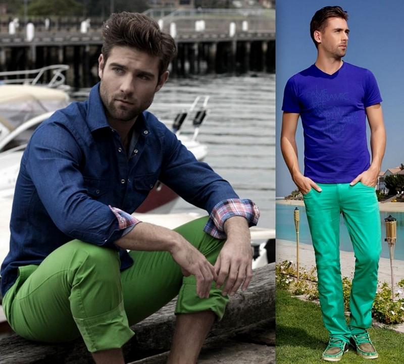 Moda Verde Homem (5)