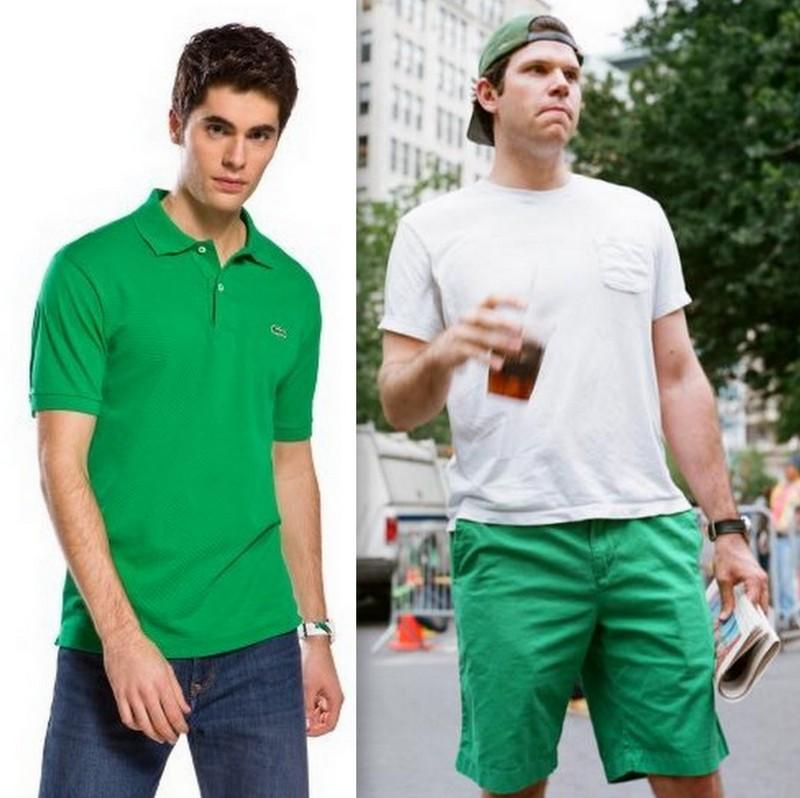 Moda Verde Homem (6)