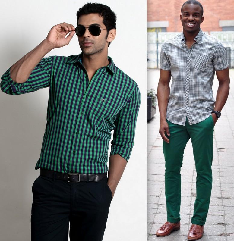 Moda Verde Homem (7)