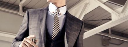 Os tipos de cortes dos ternos