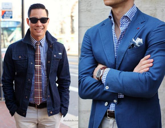Camisas Xadrez Homens (3)
