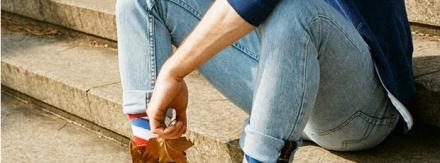 Como usar jeans claro?