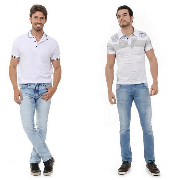 Looks Jeans Claro