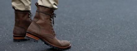 Os tipos de botas masculinas