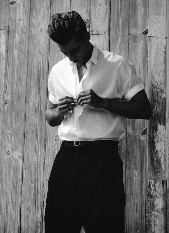 Homem Moda Preto e Branco (1)