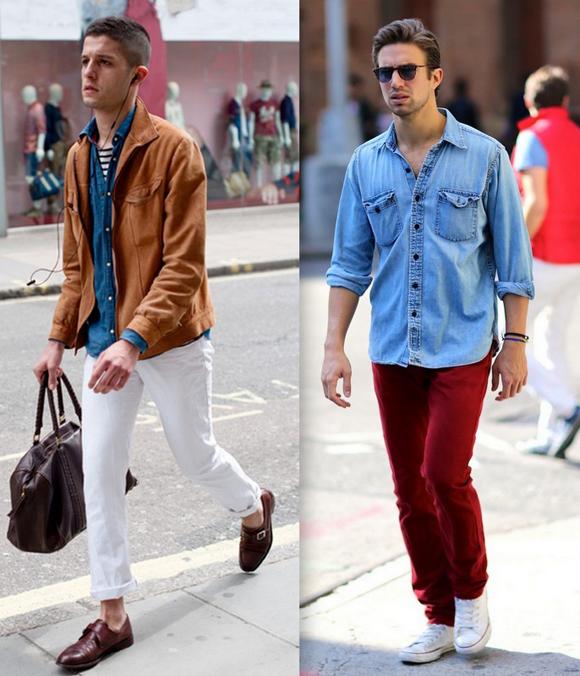 Looks Camisa Jeans Inverno (5)