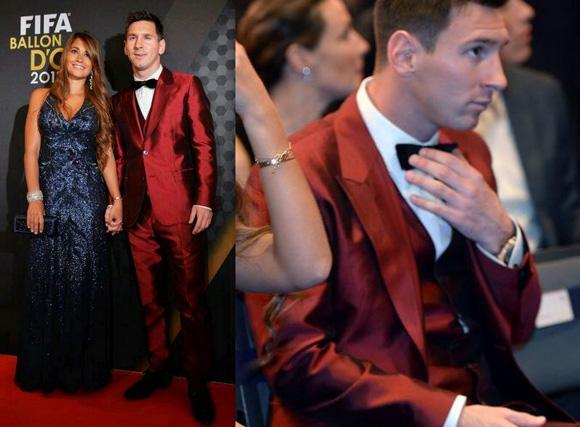 Messi Dolce Gabbana (2)