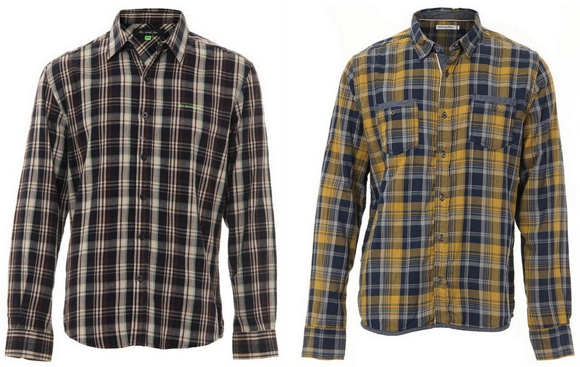 Camisas Xadrez (2)